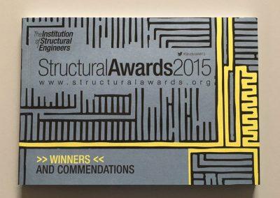 Structural Award 2015 - Brochure