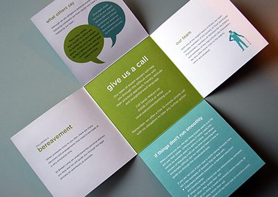 Give us a call - brochure